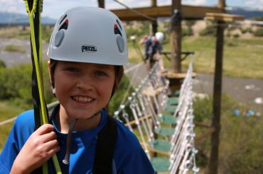 Check out VIDEO footage of Colorado's Browns Canyon Adventure Park!