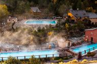 Colorado whitewater followed by a natural Hot Springs soak.