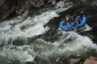 colorado brown's canyon rafting