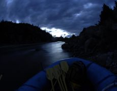 Narrows Rafting - Overnight Trip