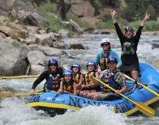 Browns Canyon Rafting - Full Day Trip