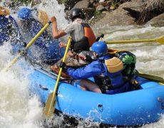 Numbers Rafting - Full Day Trip