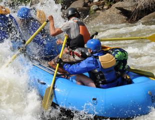 Exceptional whitewater fun on the Arkansas River!