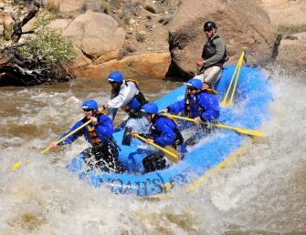 Experience the thrill of Colorado Whitewater Rafting!