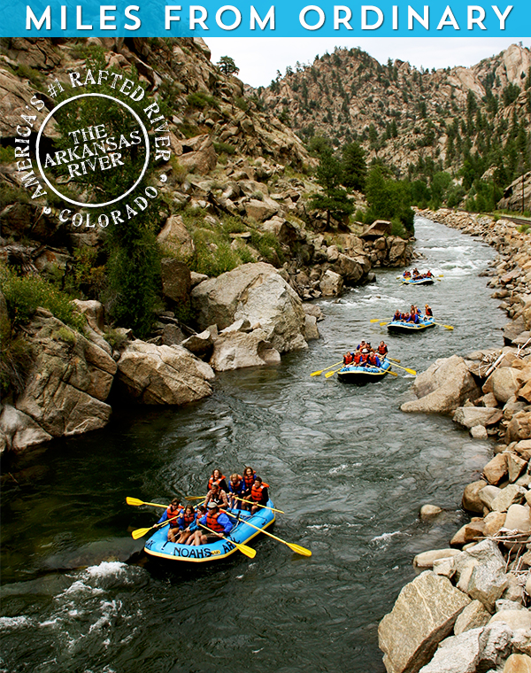 Colorado Whitewater Rafting & Outdoor Adventure Trips
